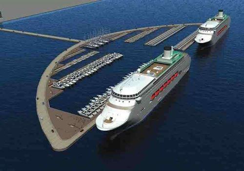 Kurvaziyer ve Yat Limanı Projesi'ne ilk talip!