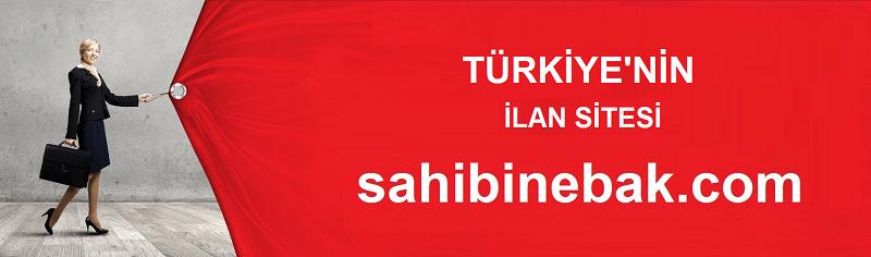 Sahibinebak.com Türkiye'nin İlan ve E-Ticaret Sitesi