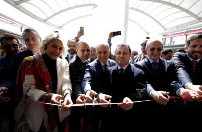 Anadolu yakasının en büyük AVM'si İstMarina açıldı