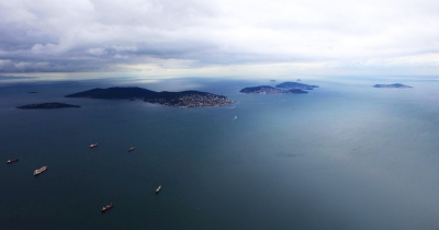 İstanbul Adalar İlçesi
